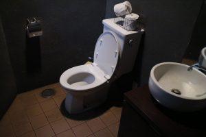 Cafe SWITCH(カフェスイッチ)のトイレ