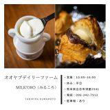 【オオヤブデイリーファーム】合志市須屋の牧場で作られる「MILK'ORO(ミルコロ) エイジングヨーグルト」が美味しすぎた!